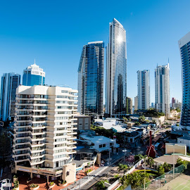 Gold Coast by Adam Chua - City,  Street & Park  Skylines