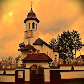 Church from Bucium by Ciprian Apetrei - Buildings & Architecture Places of Worship ( building, church, orthodox, romania, worship )