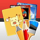 Card Maker for Pokemon APK for Bluestacks