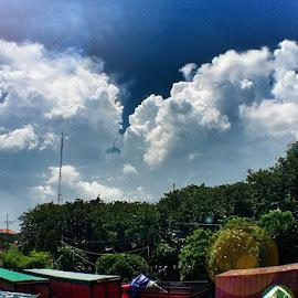 Noon Flare by Budi Kurniawan Setiawan - Instagram & Mobile Android