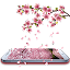 Romantic Sakura Live Wallpaper for Lollipop - Android 5.0