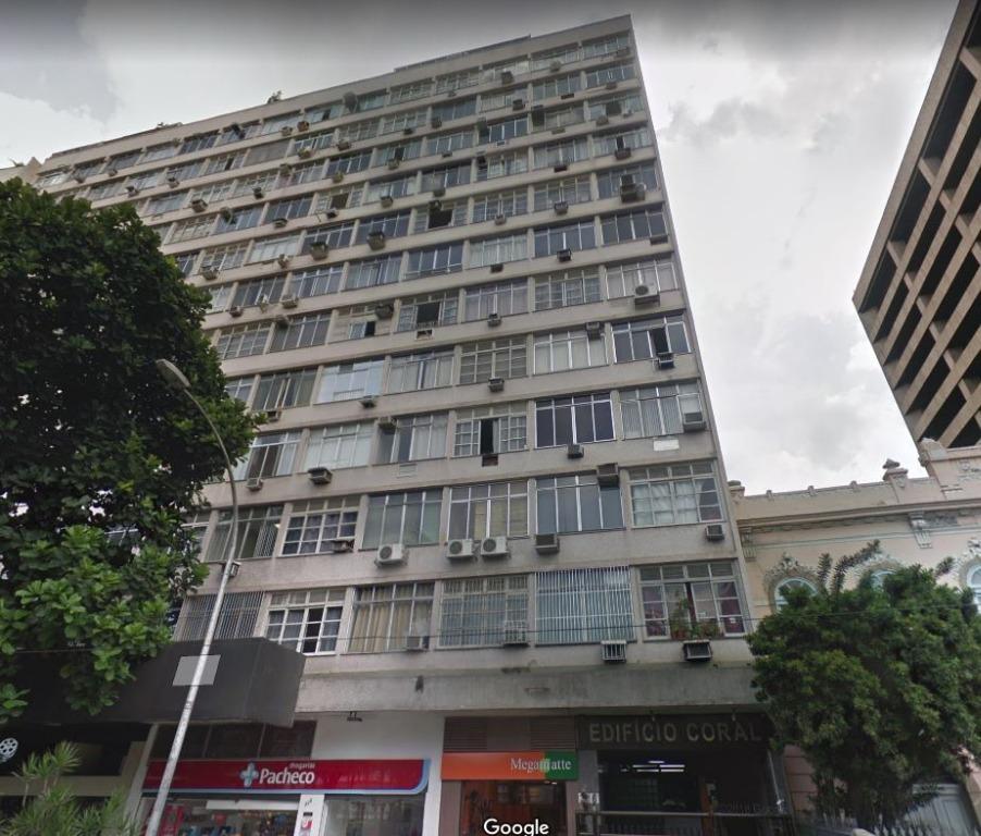 Kitnet com 1 dormitório à venda, 23 m² por R$ 230.000 - Botafogo - Rio de Janeiro/RJ