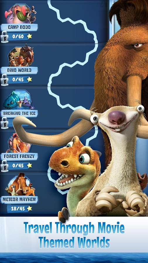 Ice Age: Arctic Blast Screenshot 4