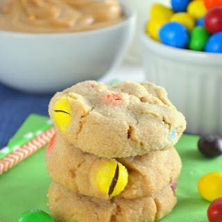 Peanut Butter M&M's® Cookies