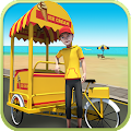 APK Game Beach Ice Cream Delivery for BB, BlackBerry