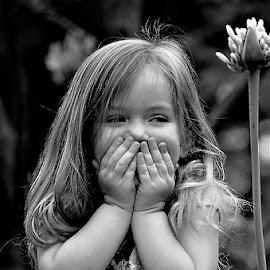 by Roz Elliott - Babies & Children Children Candids ( cheeky, laugh, girl, happy, fun )