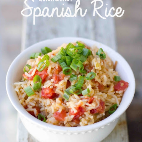 The Best Spanish Rice