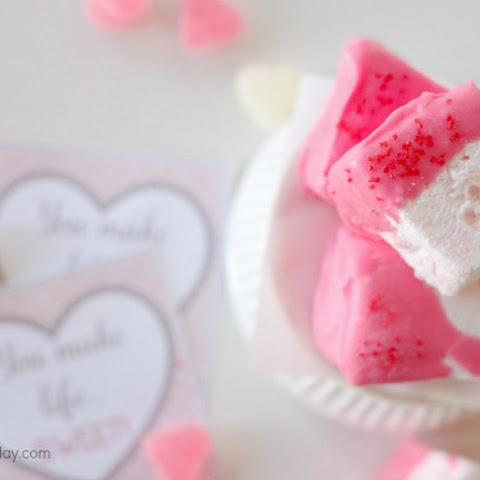 Homemade Peppermint Marshmallow