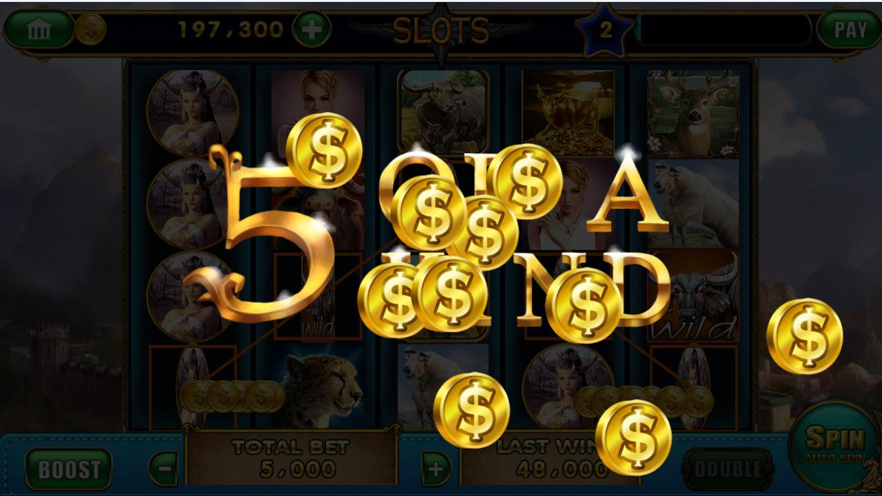 buffalo casino games slots play free
