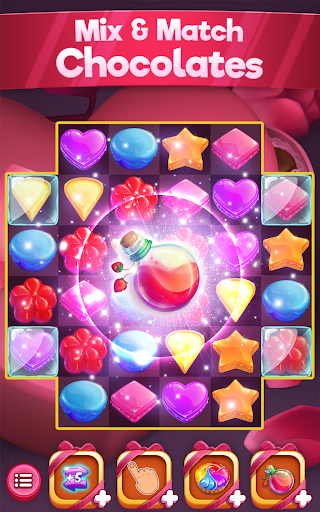 Love Crush Match 3 For PC