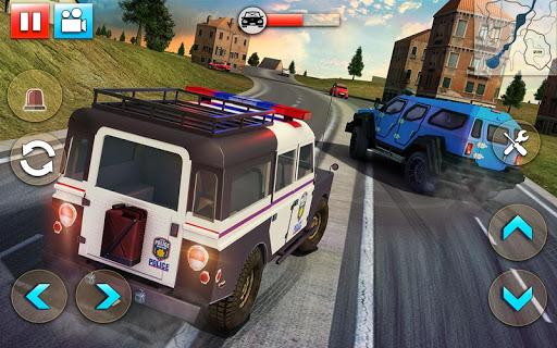 Police Car Smash 2017 screenshot 9