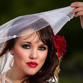 by Paul Brown Jr. - Wedding Bride