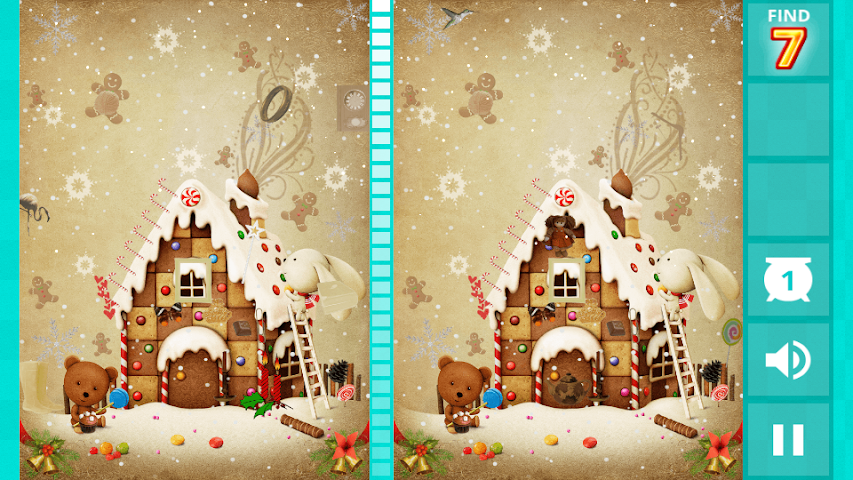 android Hidden Difference - Xmas Wish Screenshot 6