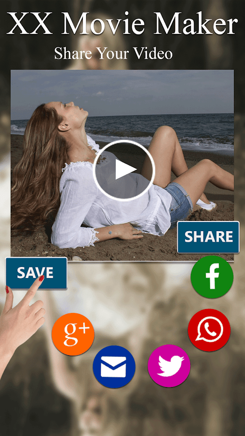 XX Movie Maker - XX Foto Video Maker android apps download
