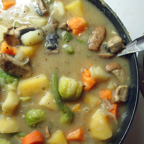 MUM'S WINTER VEGETABLE STEW