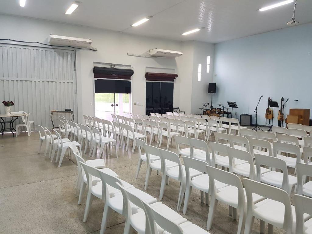 Galpão à venda, 214 m² por R$ 560.000 - São Benedito - Uberaba/MG
