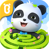 Labyrinth Town - FREE for kids APK for Bluestacks