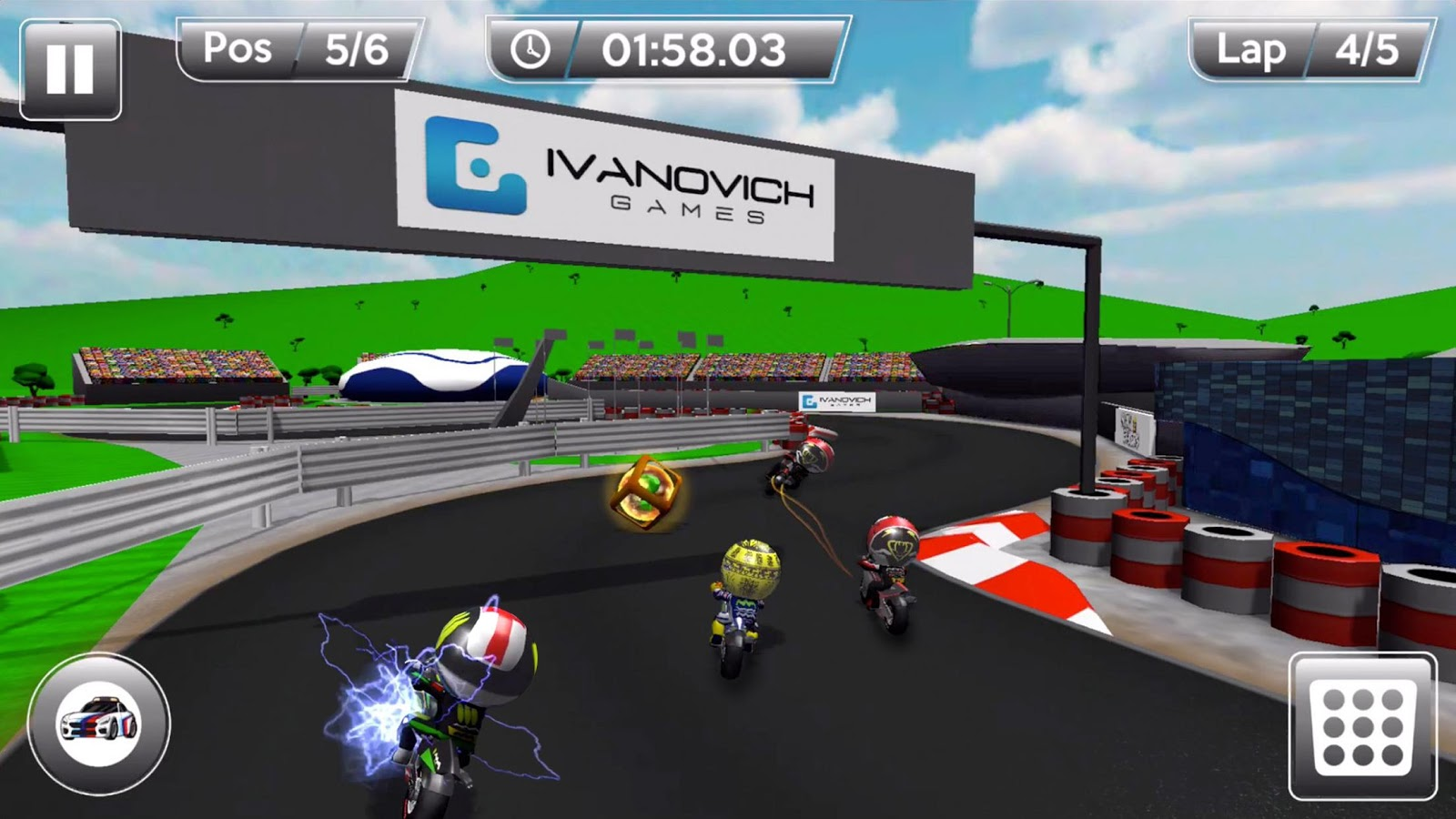 MiniBikers Screenshot 3