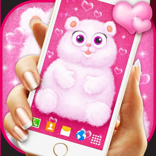 Cute Fluffy Live Wallpaper (app)