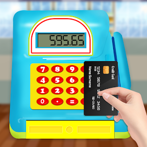 Grocery Market Kids Cash Register - Games for Kids For PC / Windows 7/8/10 / Mac – Free Download