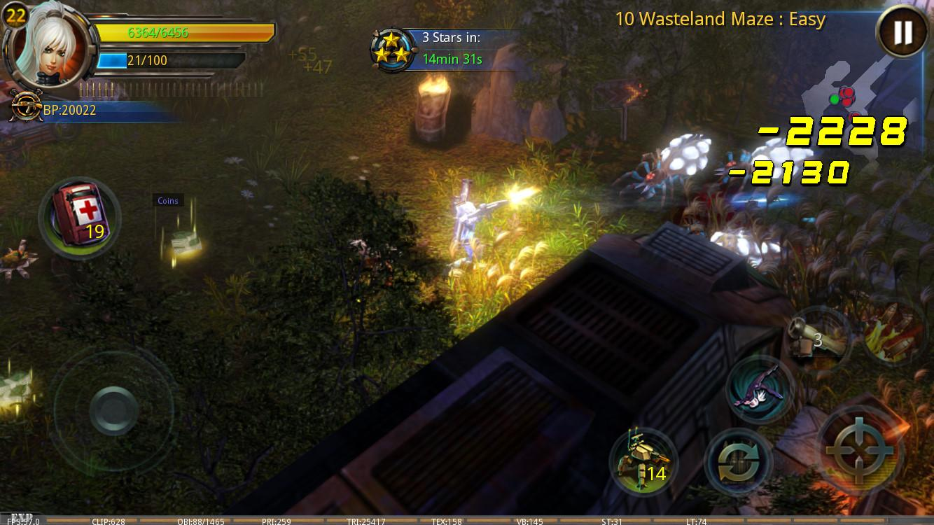 Broken Dawn II Screenshot 4