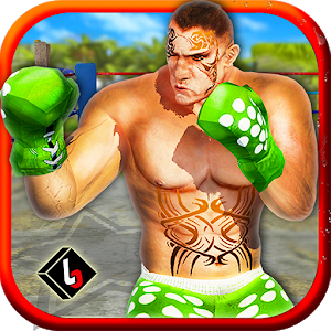 World Beach Boxing Fighting 17 Icon
