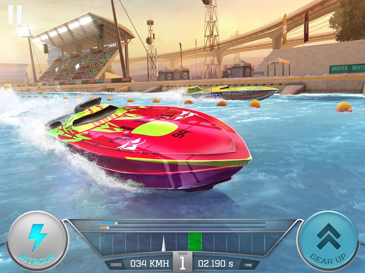Top Boat: Racing Simulator 3D Screenshot 8