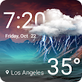 Weather & Clock Widget APK for Bluestacks