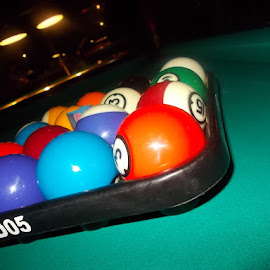 balls by Dana Andreea Cotorobai - Sports & Fitness Cue sports