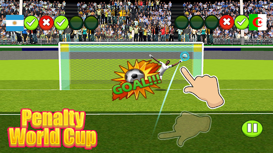world cup penalty games