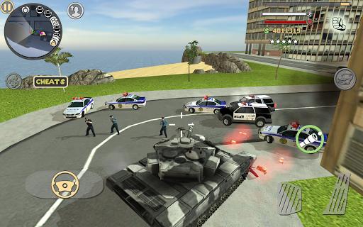 Rope Hero: Vice Town - screenshot