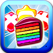 Game Sweet Cookie Jam Cake 1.0 APK for iPhone