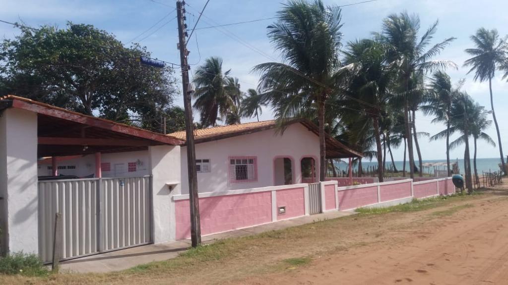 Casa com 3 dormitórios à venda, 330 m² por R$ 450.000,00 - Ponta do Seixas - João Pessoa/PB