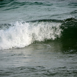 Splash by Kayla House - Landscapes Beaches ( water, beaches, vacation, great, splash, calming, waves, summer, ocean, beach, relaxing )