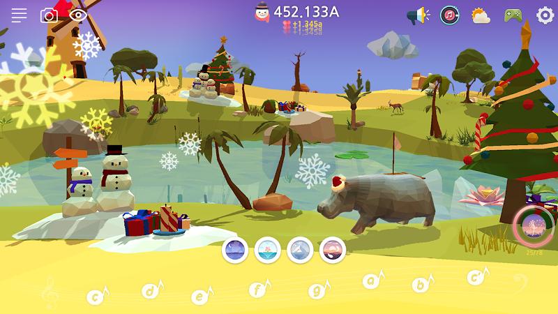 My Oasis - Calming and Relaxing Incremental Game Screenshot 8