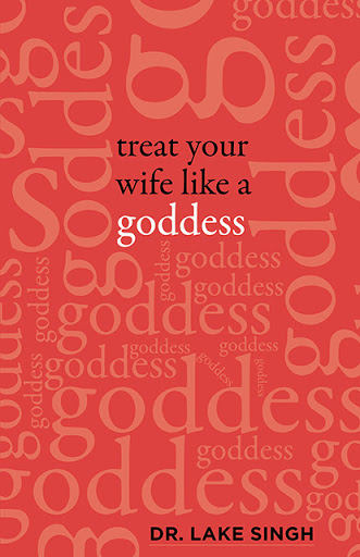 Treat Your Wife Like a Goddess cover