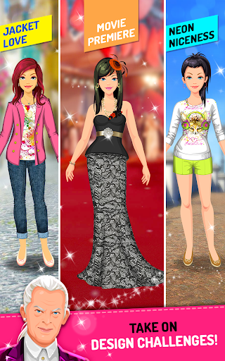 Star Fashion Designer - screenshot