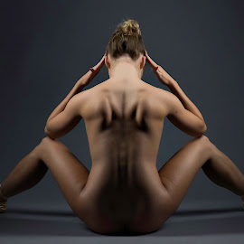 by Visit Www.rampix.co.uk - Nudes & Boudoir Artistic Nude ( shoes, nude, rampix photography, fine art, @rampix_mk )