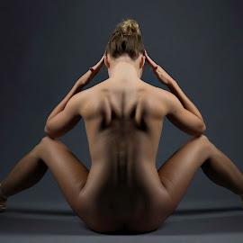by Riaan Rampix - Nudes & Boudoir Artistic Nude ( shoes, nude, rampix photography, fine art, @rampix_mk )