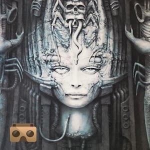 HR Giger VR Gallery Cardboard for Android