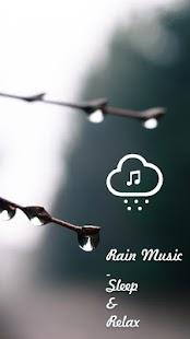 Rain music - Sleep & Relax