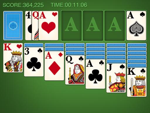 Solitaire Mania - screenshot