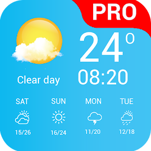 Weather Forecast Pro (Radar Weather Map) For PC / Windows 7/8/10 / Mac – Free Download