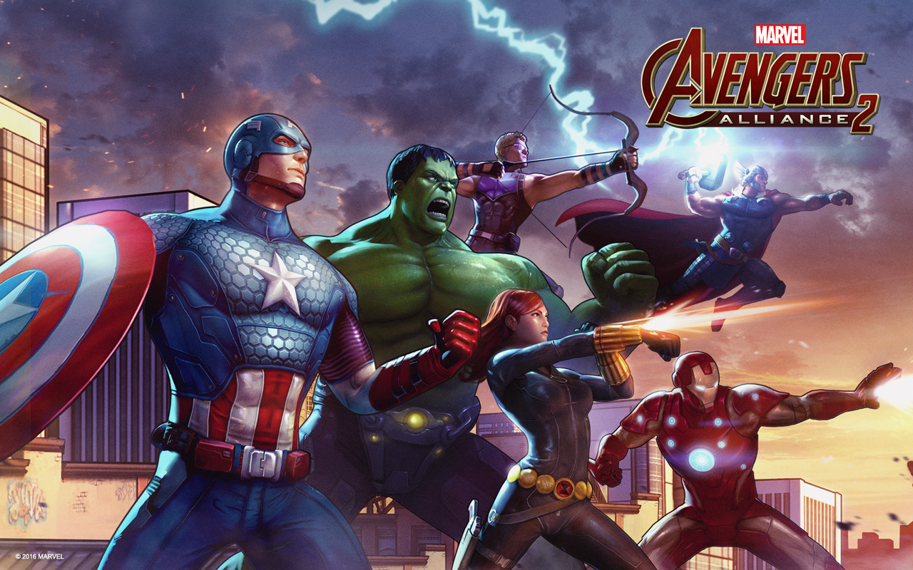 Marvel: Avengers Alliance 2 Screenshot 4