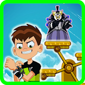 Download Mr ben alien race APK on PC