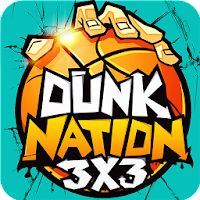 Dunk Nation 3X3 For PC