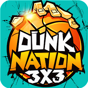 Dunk Nation 3X3 android spiele download