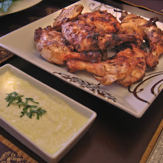 Lebanese Grilled Chicken Recipe – Djej Mishwe
