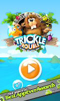Screenshot of Trickle Trouble Bubble