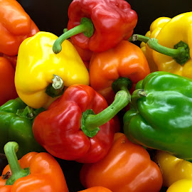 Pepper Mix by Lope Piamonte Jr - Food & Drink Fruits & Vegetables
